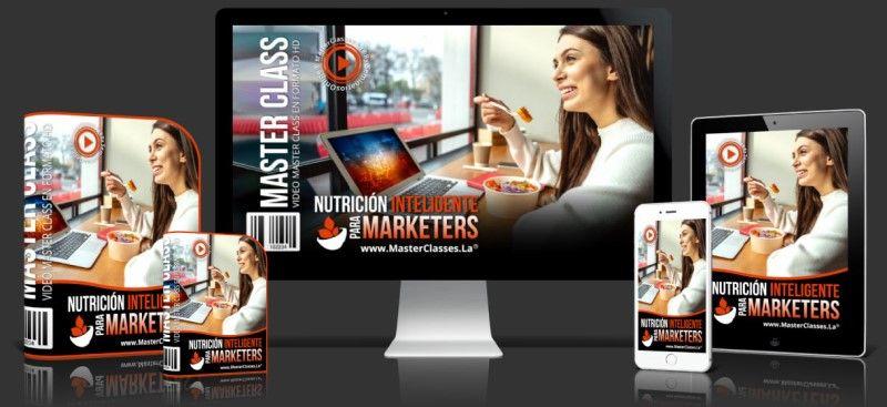 Aprende sobre Nutrición Inteligente para Marketers
