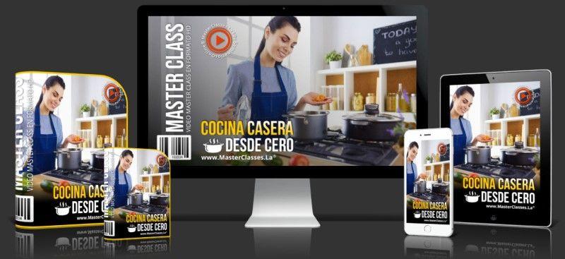 Curso Online de Cocina Casera desde Cero