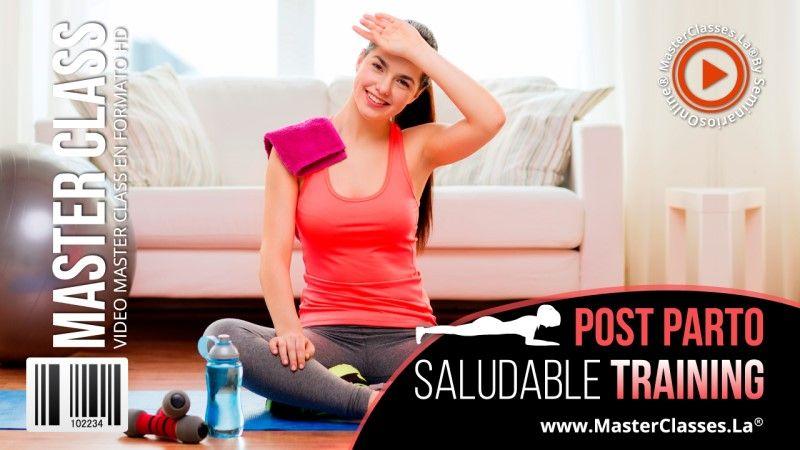 Curso de Post Parto Saludable Training