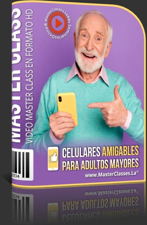 Celulares Amigables para Adultos Mayores
