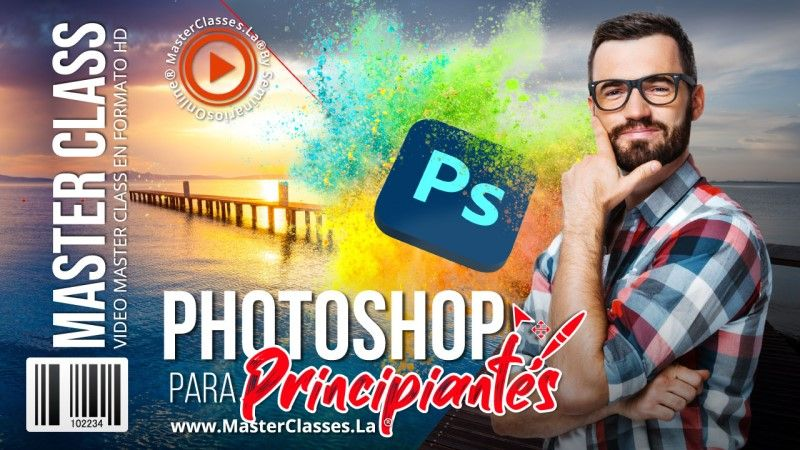 Curso Online de Photoshop para Principiantes