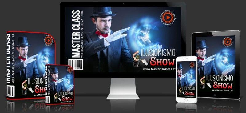 Aprende sobre Ilusionismo Show