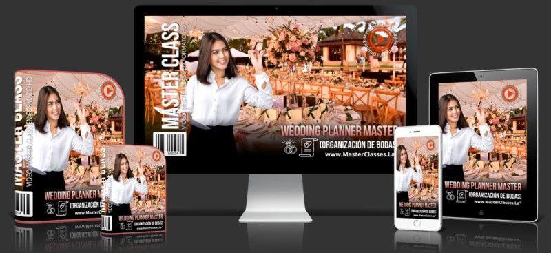 Curso de Wedding Planner Master (Organización de Bodas)