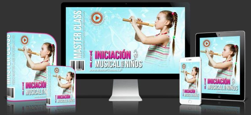 Curso de Iniciación Musical para Niños