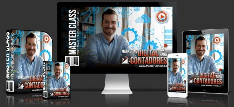Aprende sobre Marketing Digital para Contadores