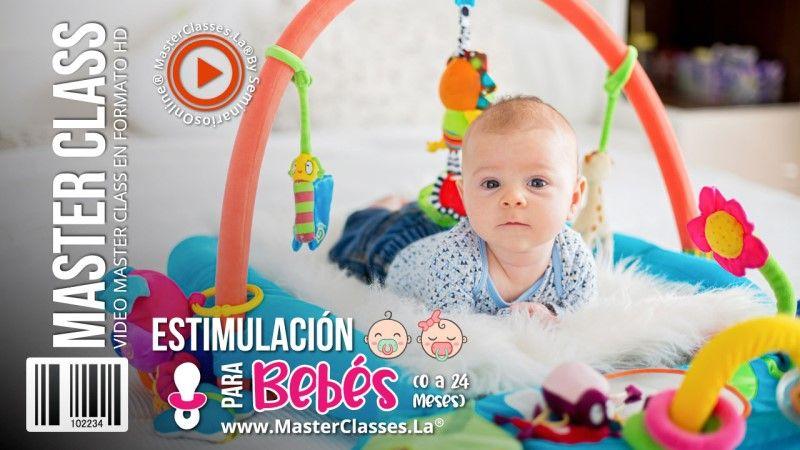 Curso de Estimulación para Bebés (0 a 24 meses)