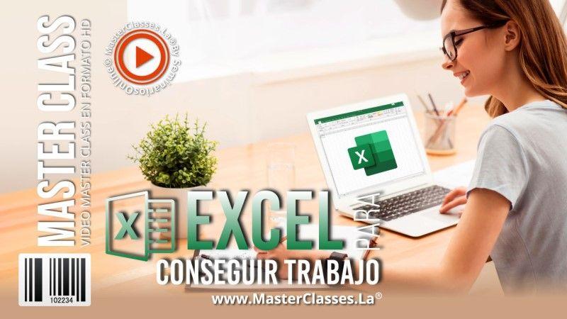 Curso de Excel para Conseguir Trabajo