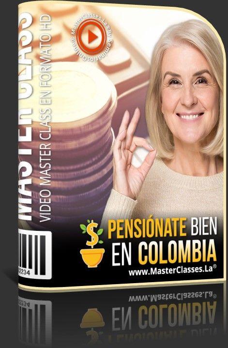 Pensiónate Bien en Colombia