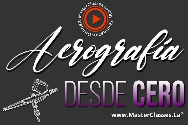 Curso Online de Aerografía desde Cero