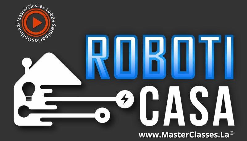MasterClass Roboticasa