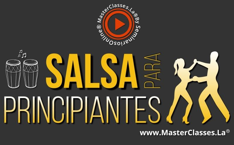 MasterClass Salsa para Principiantes