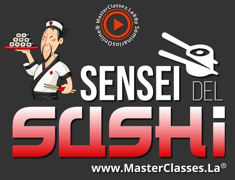 MasterClass Sensei del Sushi