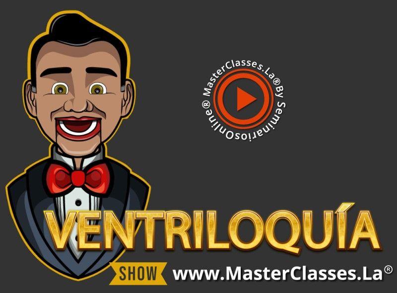 MasterClass Ventriloquia Show