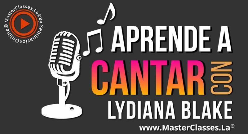 MasterClass Aprende a Cantar