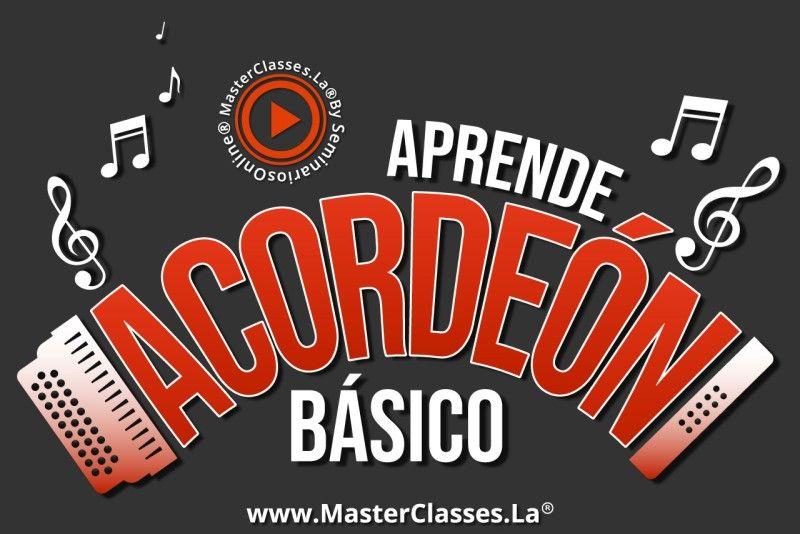 MasterClass Aprende Acordeón Básico