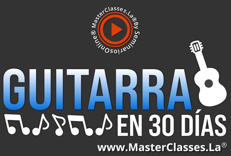 MasterClass Guitarra En 30 Días