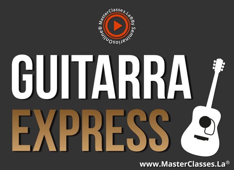 MasterClass Guitarra Express