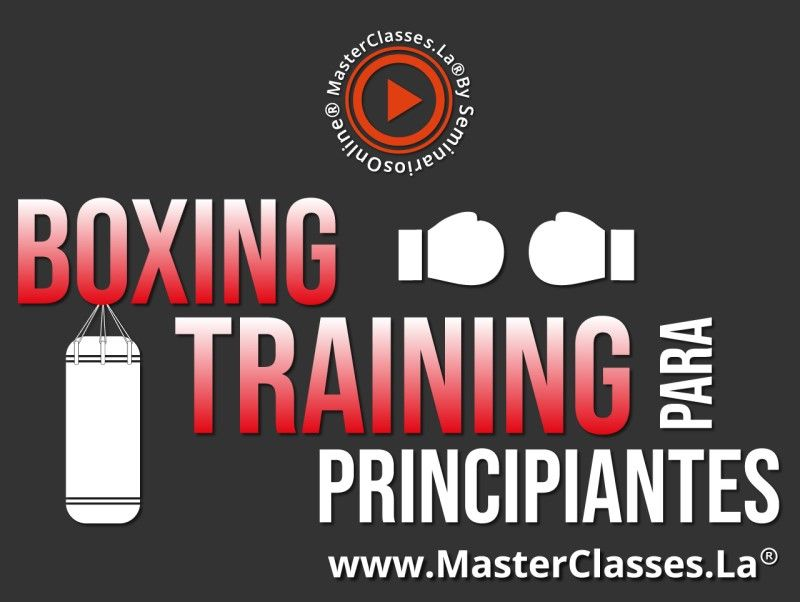 MasterClass Boxing Training para Principiantes