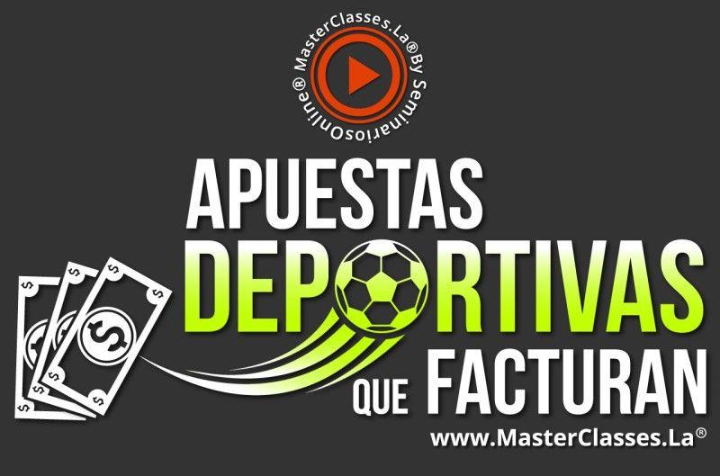 MasterClass Apuestas Deportivas que Facturan