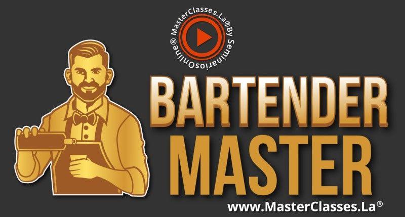 MasterClass Bartender Master