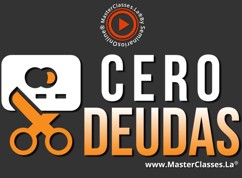 MasterClass Cero Deudas