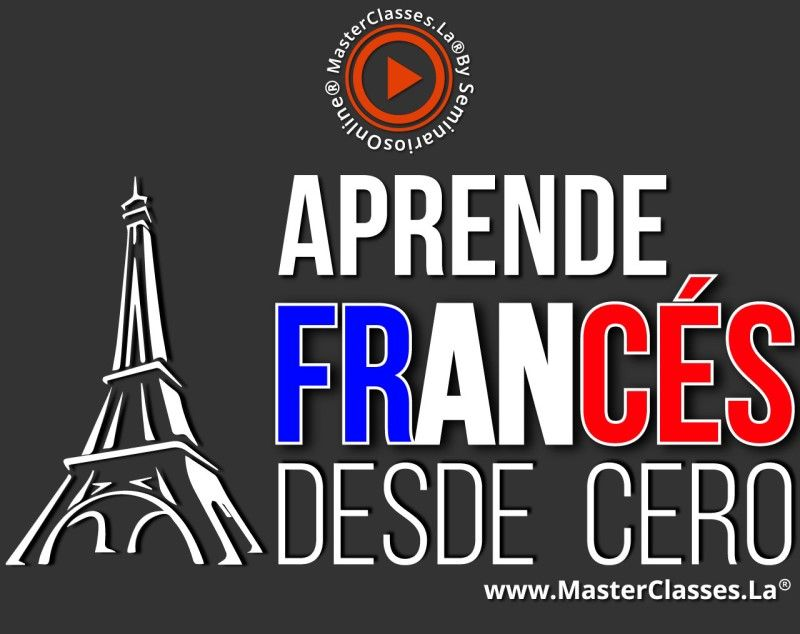 Curso online para aprender francés desde cero