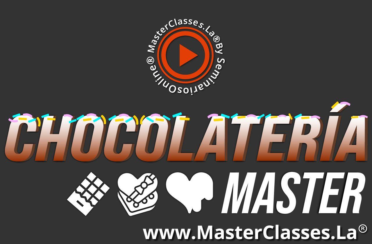 Aprende todo sobre Chocolatería Master