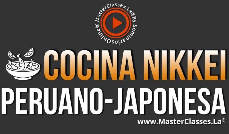 Curso de Cocina Nikkei