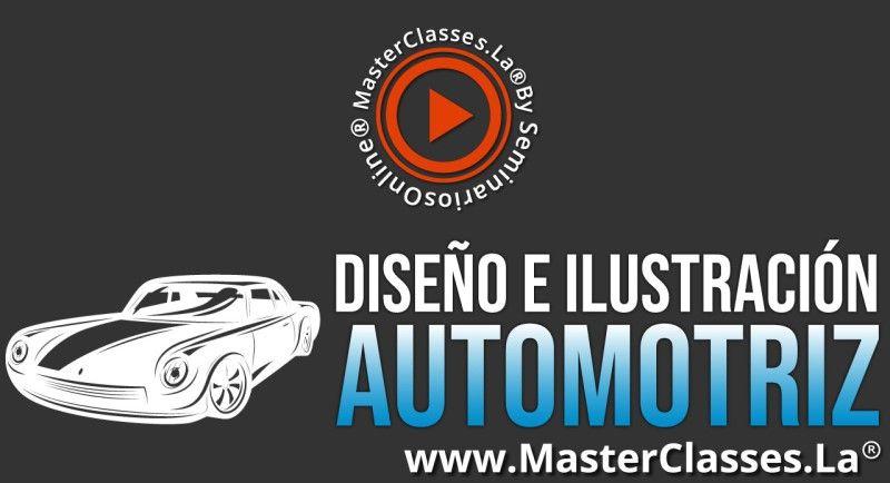 Curso Online de Diseño Automotriz