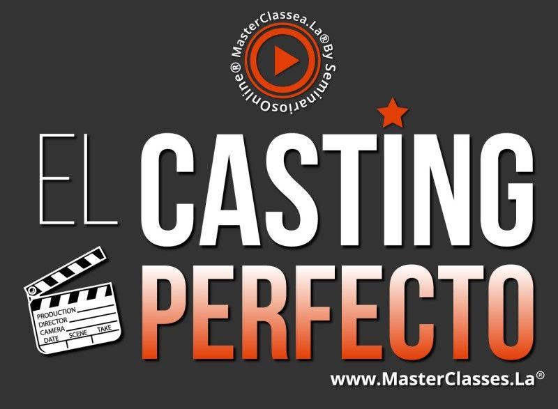 Curso Online de Casting