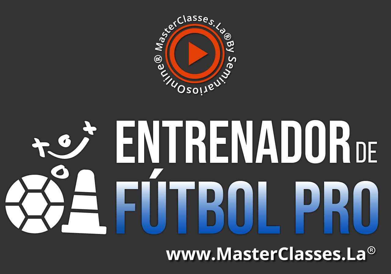 Curso Online para ser Entrenador de Fútbol