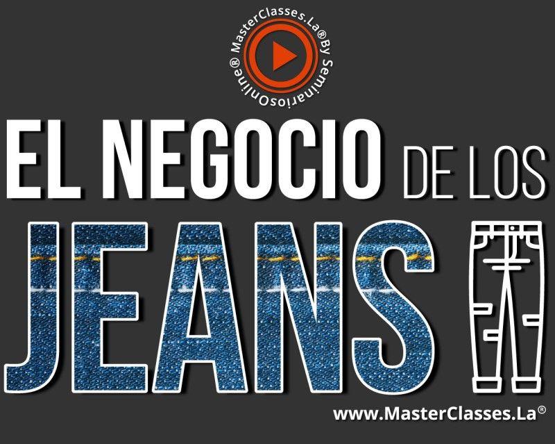 Curso Online para hacer negocio con los Jeans