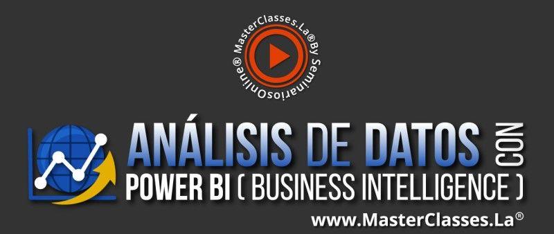 Curso de Análisis de Datos con POWER BI (Business Intelligence)