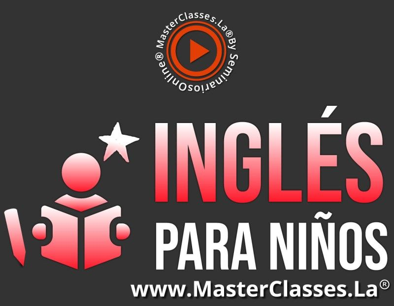 MasterClass Inglés para Niños