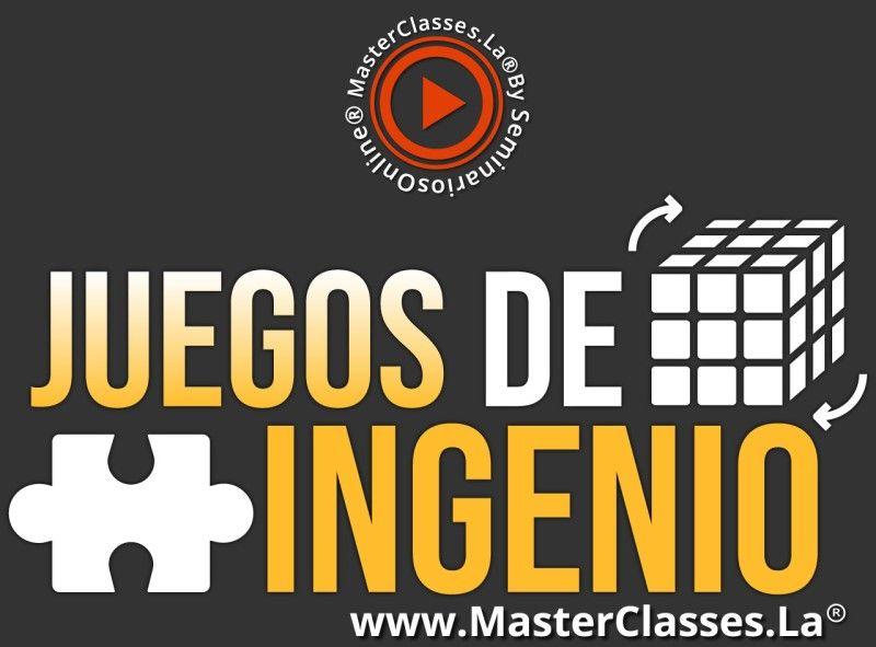 MasterClass Juegos De Ingenio