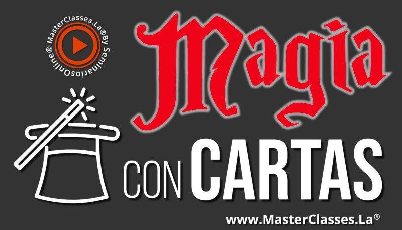 MasterClass Magia con Cartas