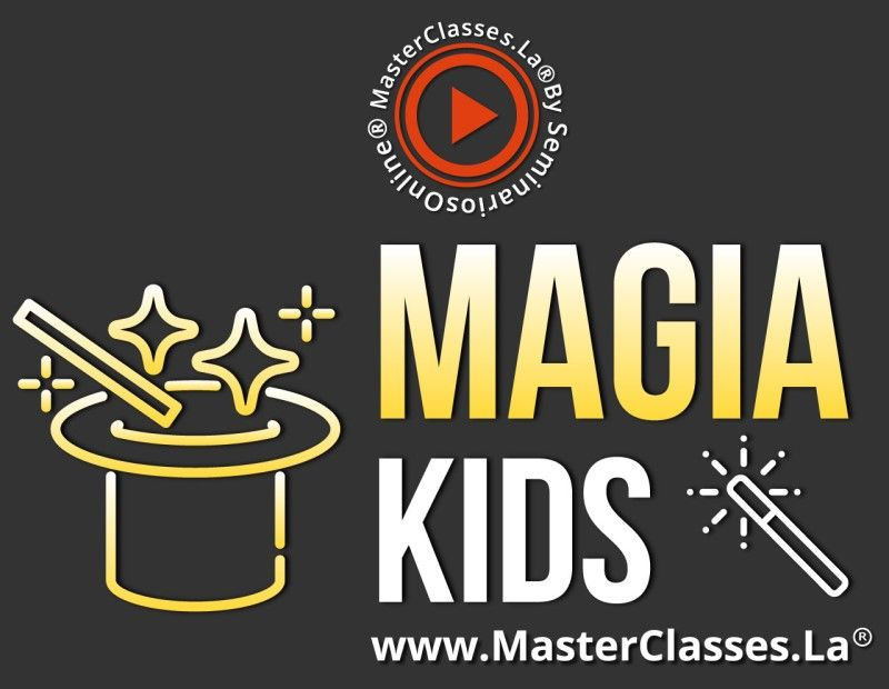 MasterClass Magia Kids