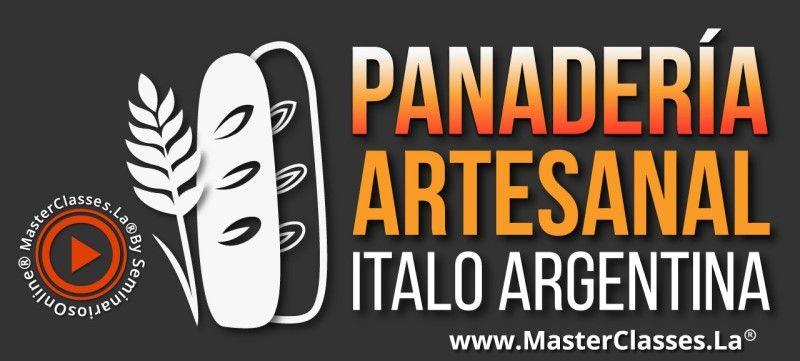 MasterClass Panadería Artesanal Ítalo Argentina