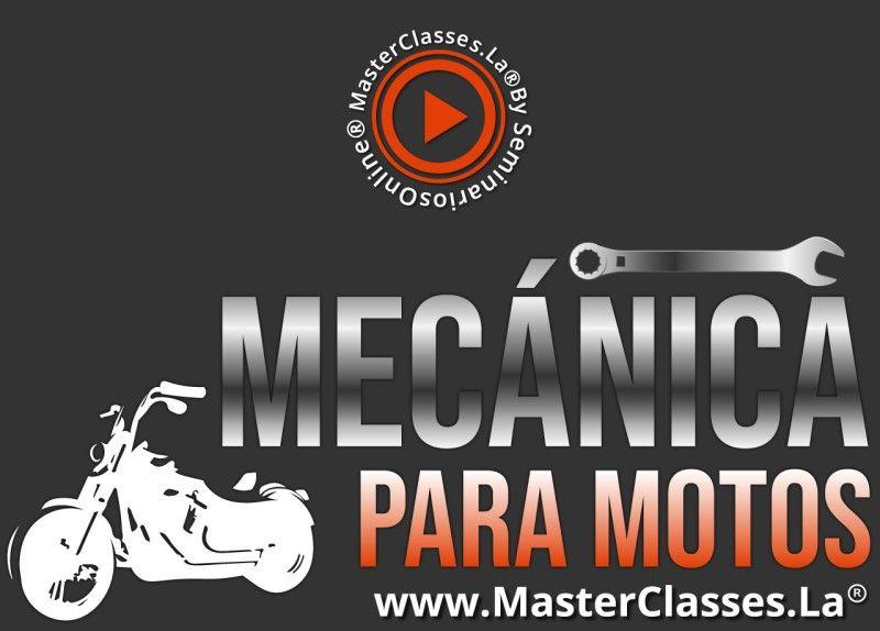 MasterClass Mecánica para Motos