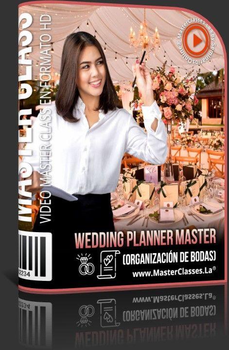 Wedding Planner Master (Organización de Bodas)