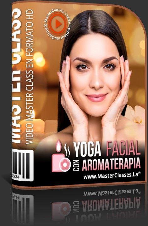 Yoga Facial con Aromaterapia