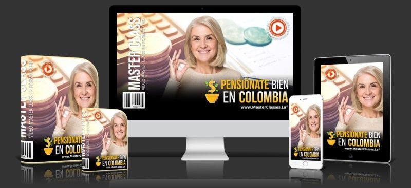 Aprende como pensionarte bien en Colombia