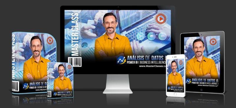 Aprende sobre Análisis de Datos con POWER BI (Business Intelligence)