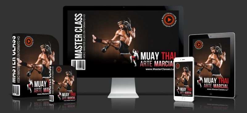 Aprende sobre Muay Thai Arte Marcial