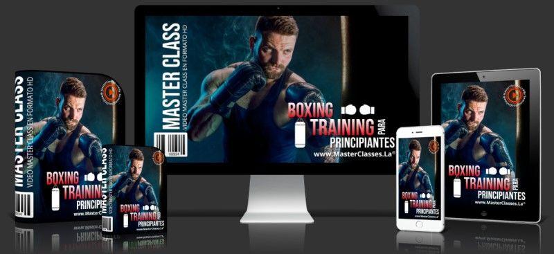 Aprende sobre Boxing Training para Principiantes