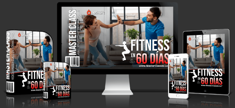 Curso de Fitness en 60 Días