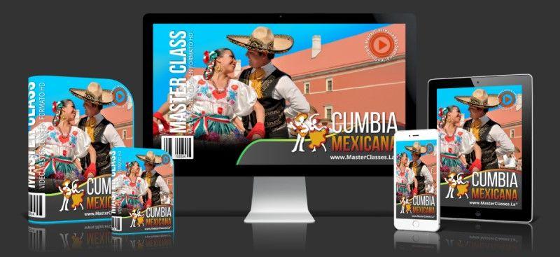 Aprende a Bailar Cumbia Mexicana