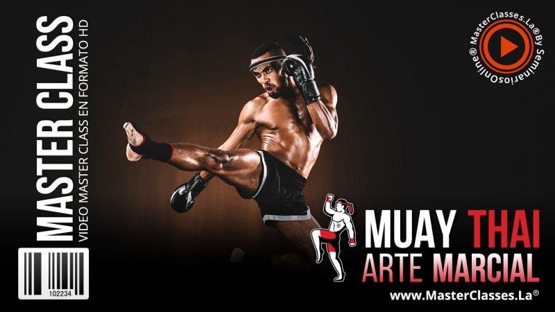 Curso de Muay Thai Arte Marcial