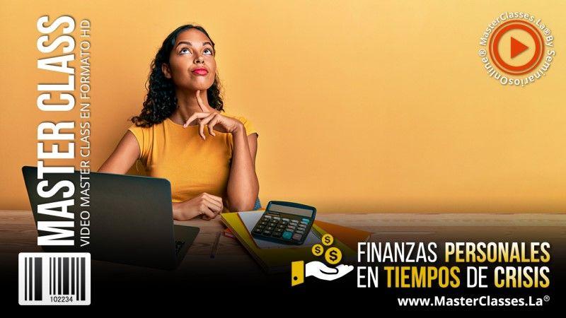 Curso de Finanzas Personales en Tiempos de Crisis