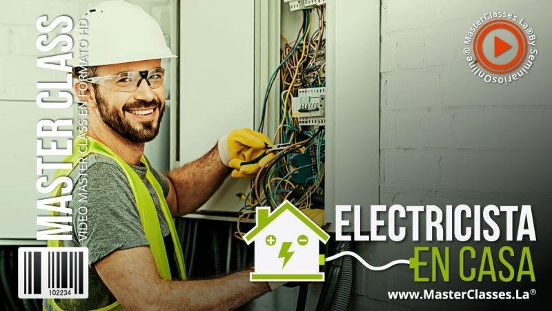 Curso Online de Electricista en Casa